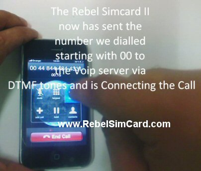 rebel sim dialler